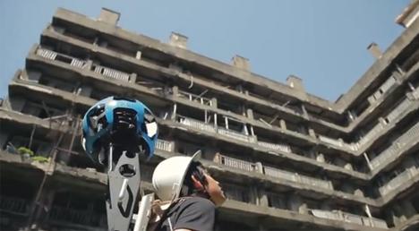 street view japanese employee