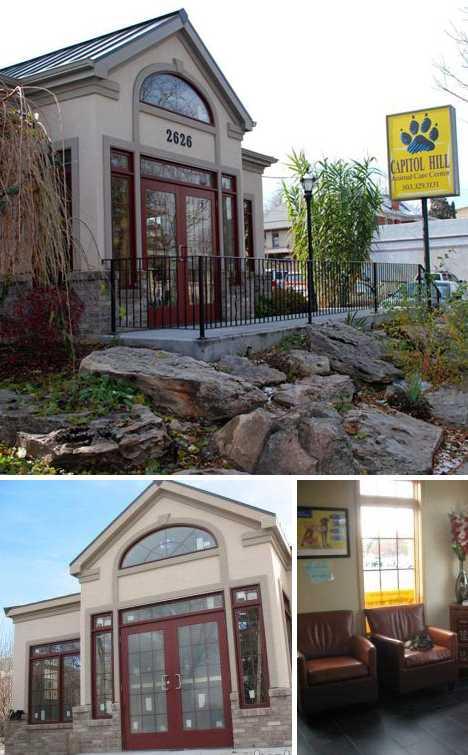closed Capitol Hill Animal Care Center Denver