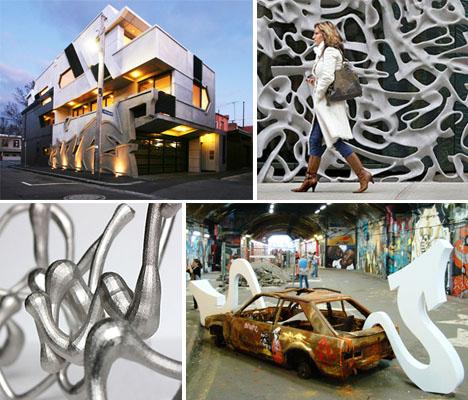 3D Graffiti Main