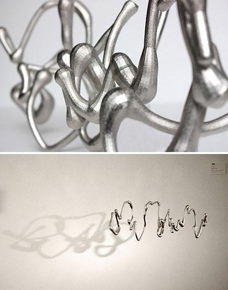 3D graffiti analysis