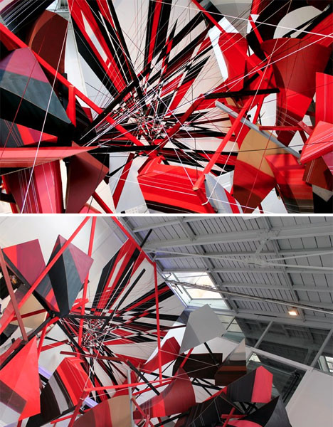 3D graffiti behr canto