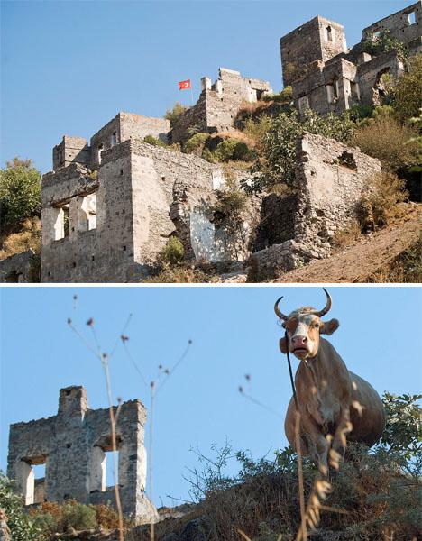 Abandoned Mediterranean Kayakoy 2