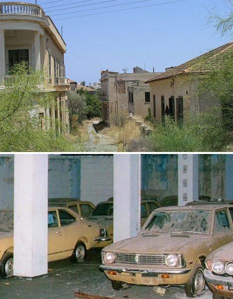 Abandoned Mediterranean Varosha 2