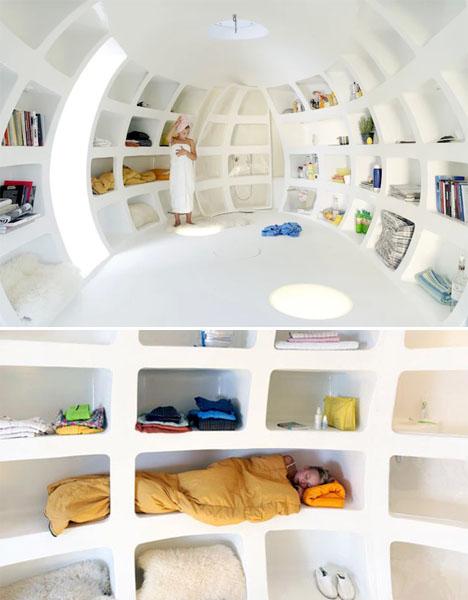 Blob Modern Mobile Home 3