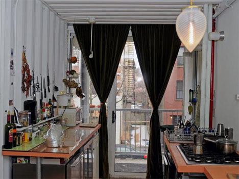 Brooklyn Shipping Container Home 3