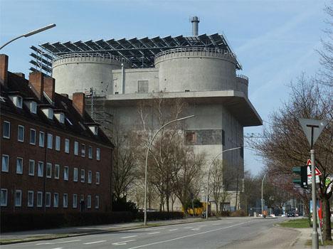 Converted Nazi Bunker 1