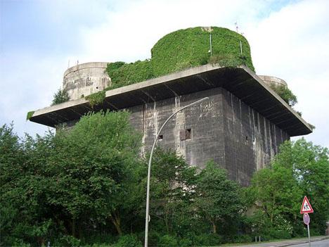 Converted Nazi Bunker 6