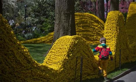 Crochet Playgronds Genger Wave 2