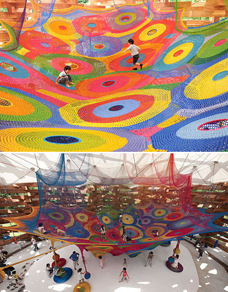 Crochet Playgrounds Horiuchi
