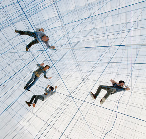Crochet Playscapes Inhabitable String