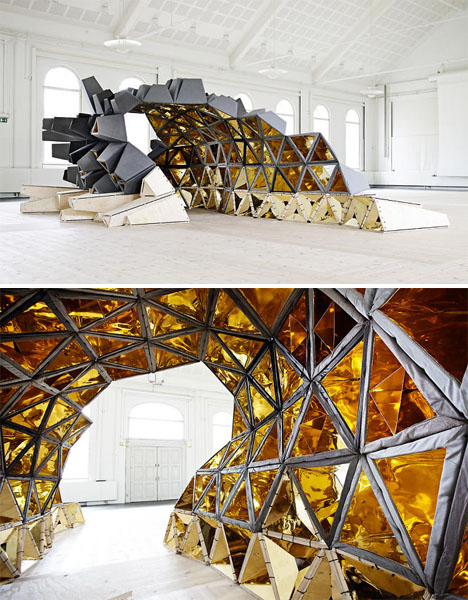 Fractal Architecture Parametric Party House