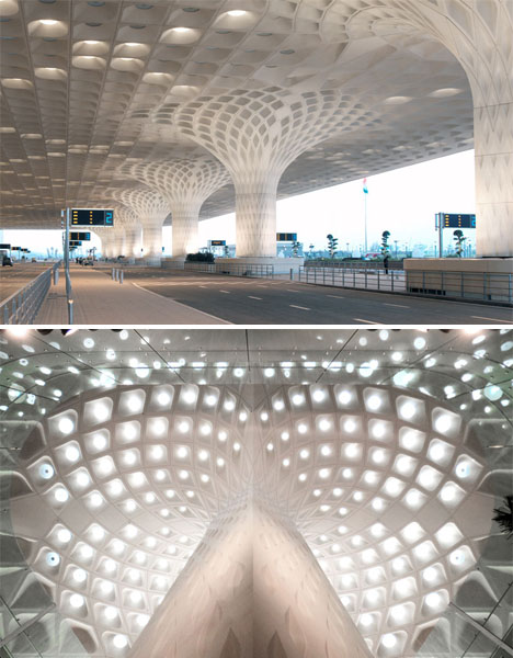 Fractal Architecture SOM Canopy
