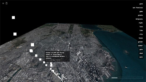 Invisible Cities Data Visualization 4