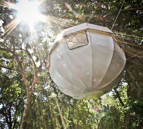 Modern Treehouses Spherical 1