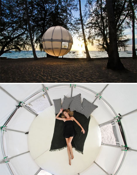 Modern Treehouses Spherical 2