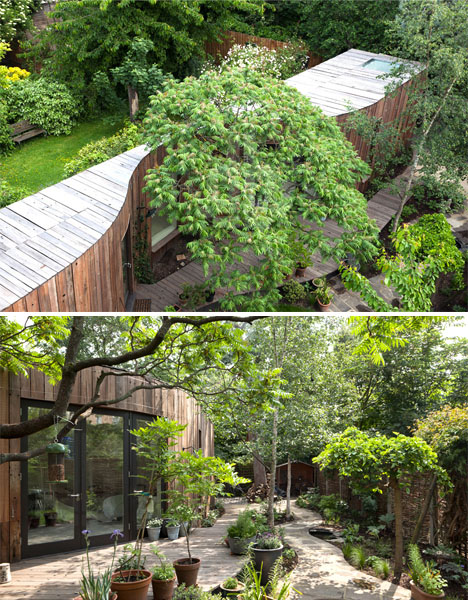 Modern Treehouses Wheelchair Accessible