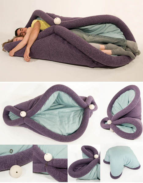 Energy Pods To Ostrich Pillows 15 Nap Worthy Inventions