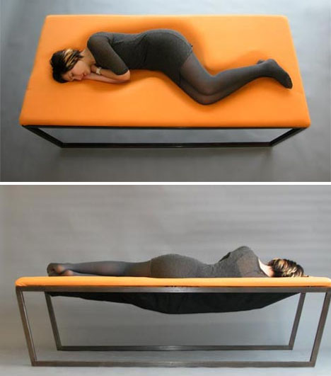 Napping Furniture Embrace Lounge