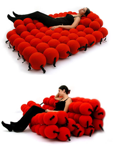 Napping Furniture Feel Seating System