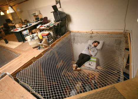 Napping Furniture Hammock bed