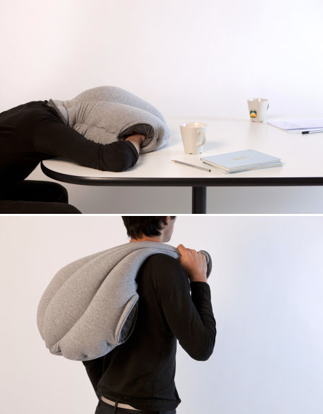 Napping Furniture Ostrich Pillow