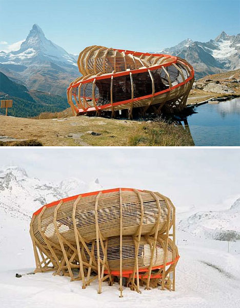 Spiral Architecture Evolver