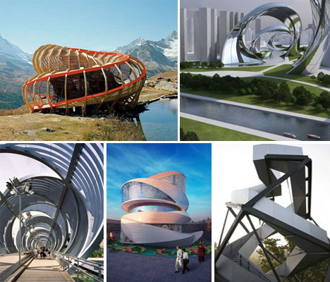 Awesome Spiral Architecture Main Awesome Design