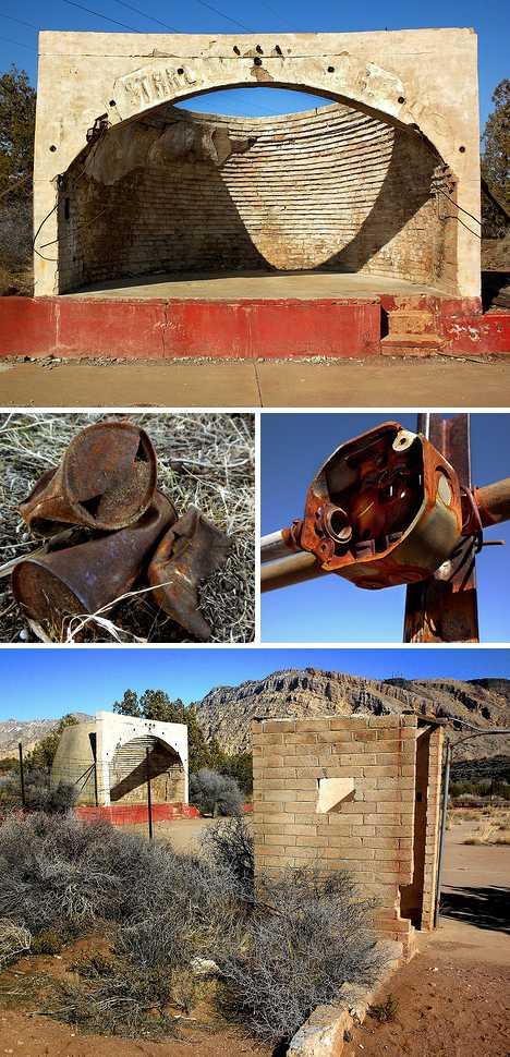 abandoned Starlight Roller Rink Utah