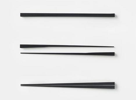 chopsticks magnet flip solution