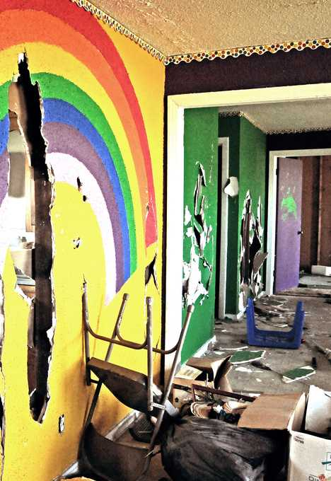 abandoned daycare center Waco Texas