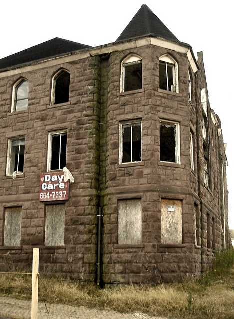 abandoned daycare castle church McKeesport PA