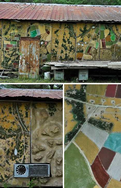 abandoned daycare center Hatchechubbee Alabama