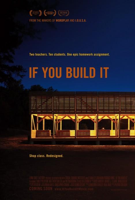 design build movie poster