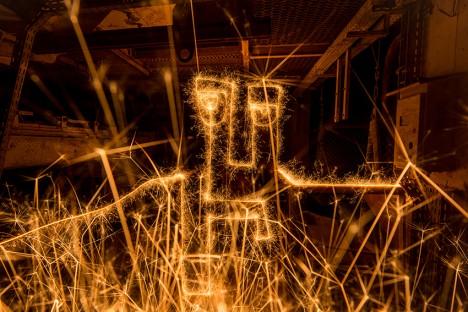 face art sparks