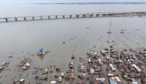 floating structure bridge city