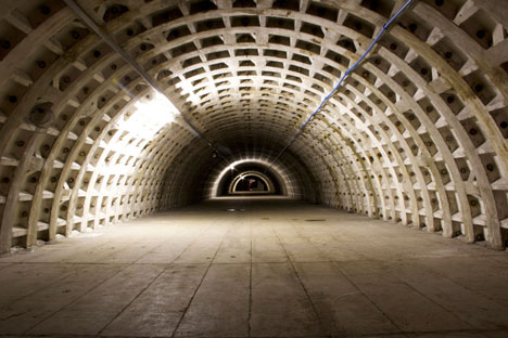 growing subterranean tunnel space