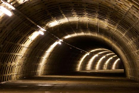 growing underground urban context