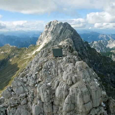 mountain cabin in context