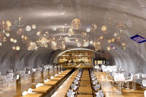 paris converted metro restaurant