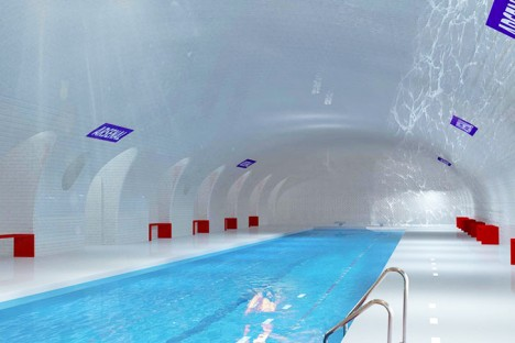 paris converted subway pool