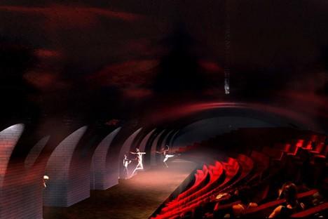 paris underground performance space