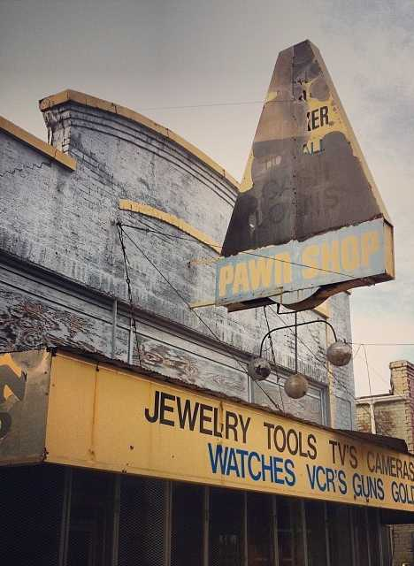 abandoned pawnshop