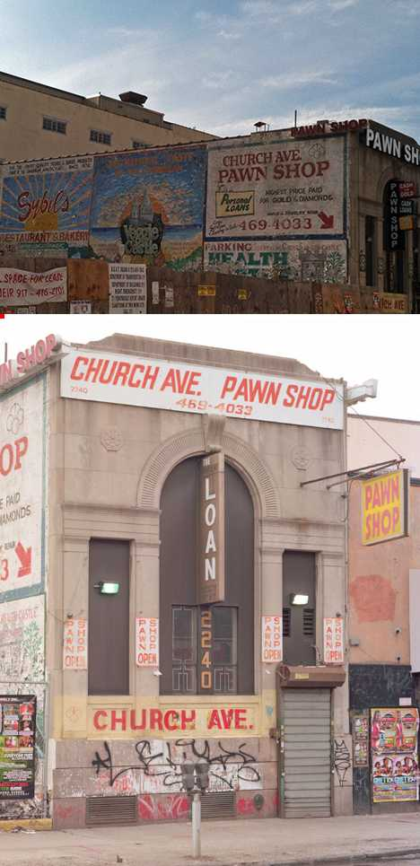 Church Avenue pawn shop Flatbush New York