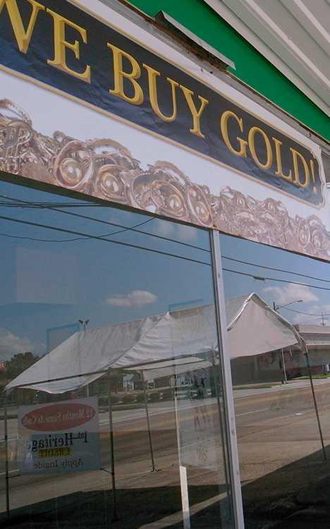 Lake Charles Louisiana pawnshop