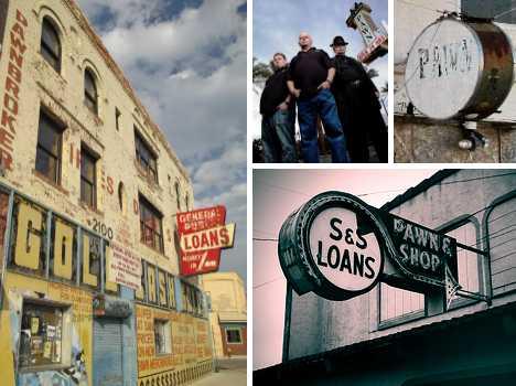 closed and abandoned pawnshops