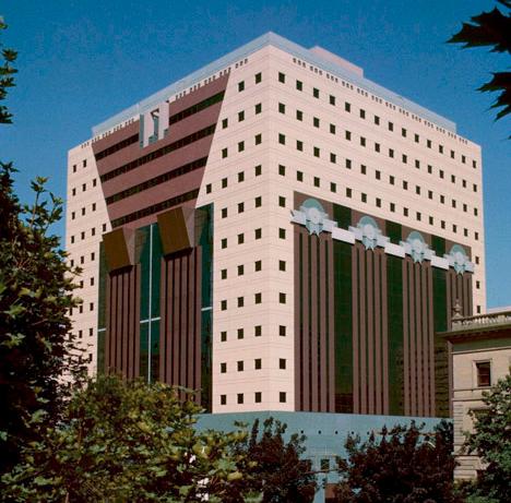 portland building postmodern icon
