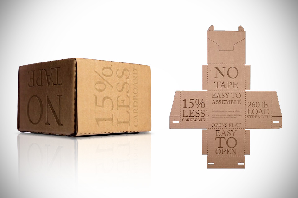Graphic Design Shapes For Outer Carton