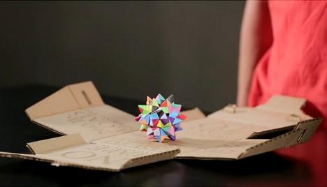 rapid easy folding box