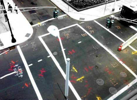 street paint language us