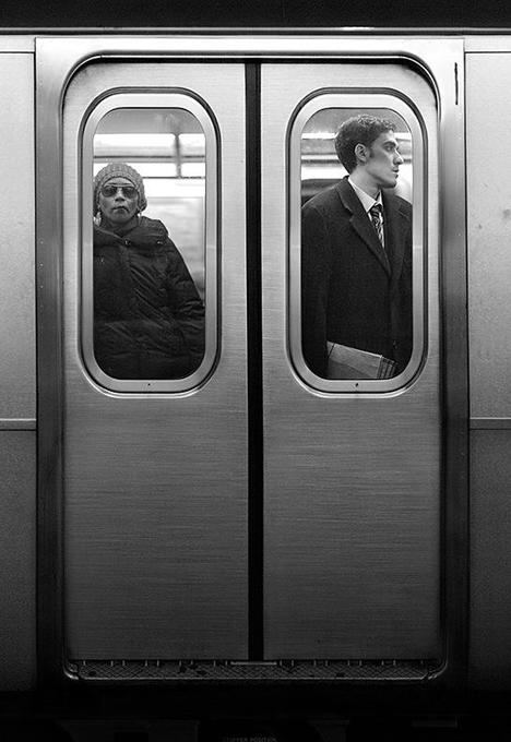subway photographer